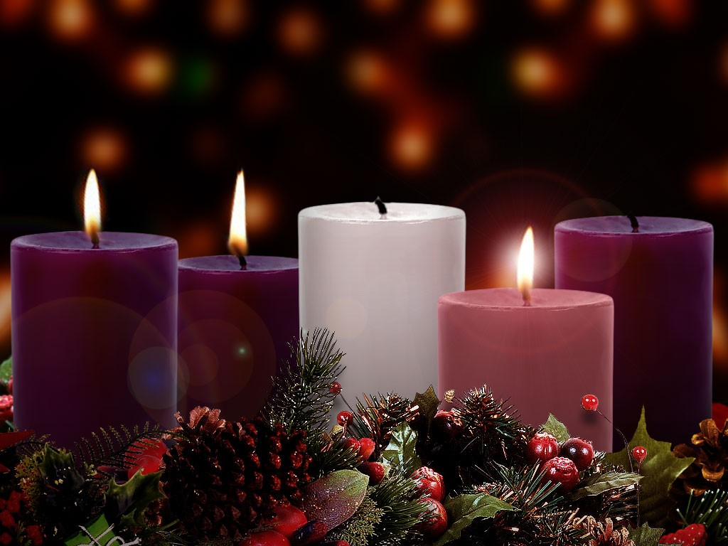 WREATHS: A Reflection on the Gospel for the 1st Sunday in Advent                      by Fr. Peter Clarke, O.P.