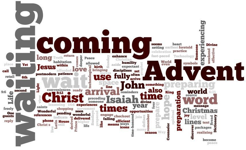ADVENT: OH, WHEN IS HE COMING? A Reflection By Fr. Michael Barrow, SJ