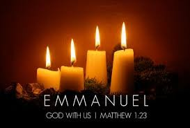 Emmanuel - God With Us: A Reflection On The Sunday Gospel                    By Fr. Michael Barrow, SJ