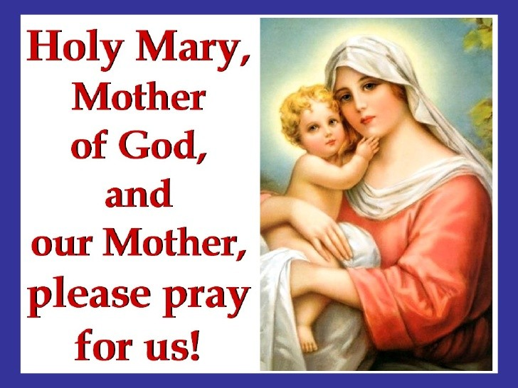 A Reflection On The Solemnity Of Mary Mother Of God                                           By: Fr. Isidore Clarke O.P.