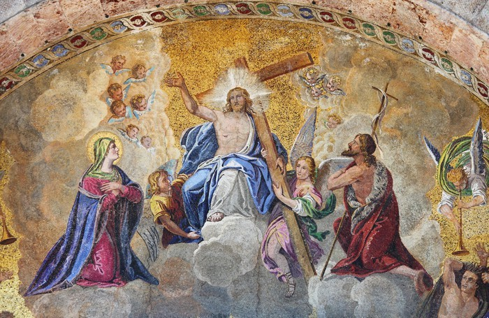Reflection On The Ascension Of Our Lord                                                                By Fr. Isidore Clarke, O.P