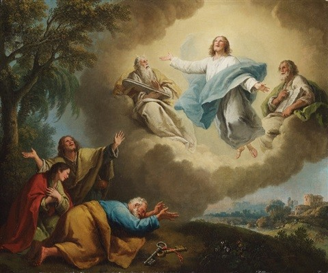The Transfiguration of the Lord                                                     By Fr.Michael Barrow, S.J.