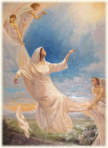 Bodily into Eternity – The Assumption of Mary:                              A Reflection By Fr. Peter Clarke, O.P.