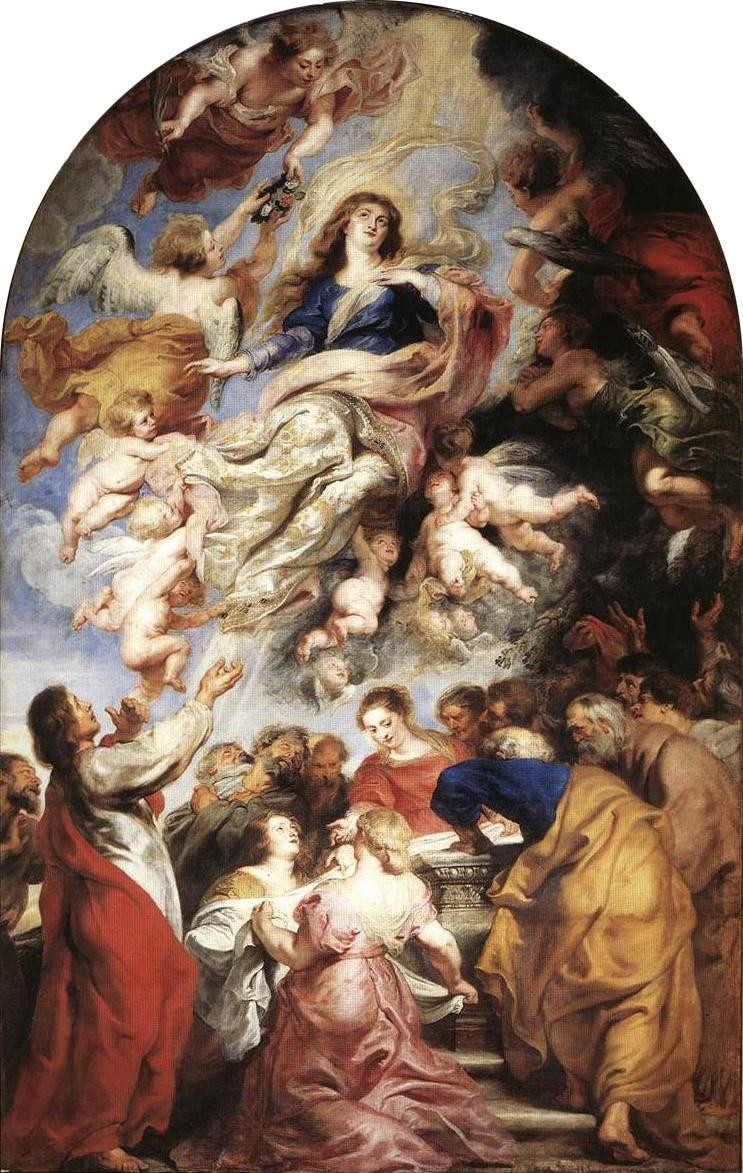 In Celebrating The Assumption of Our Lady: A Reflection By Fr.Michael Barrow,S.J.