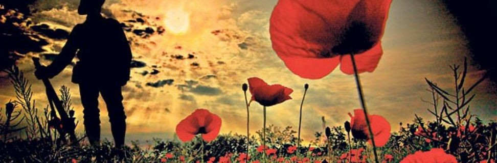 Remembrance Sunday -  Let Us Pray For Peace In The World