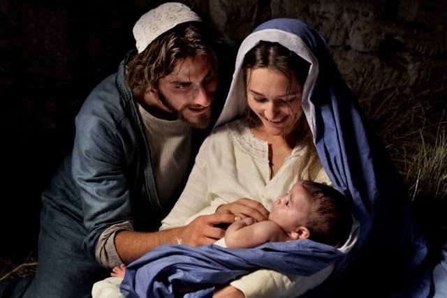 The Holy Family: A Reflection By Fr. Michael Barrow, SJ