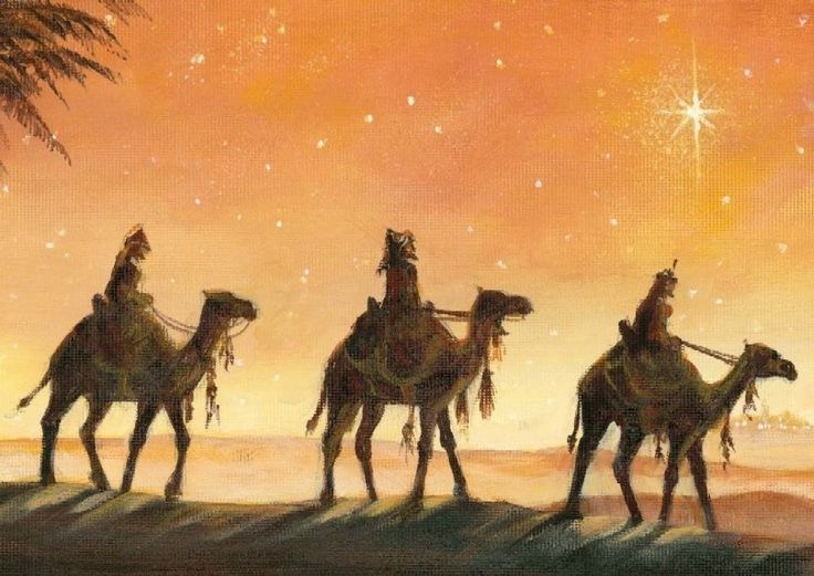 The Coming Of The Magi:A Reflection On The Epiphany Of      