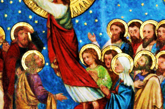 The Strange Story Of Jesus' Ascension: A Reflection              