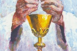 The Blessed Sacrament - Our Spiritual Food                                By Fr. Michael Barrow